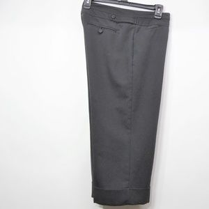 Apt 9 Black Dress Capri Pant